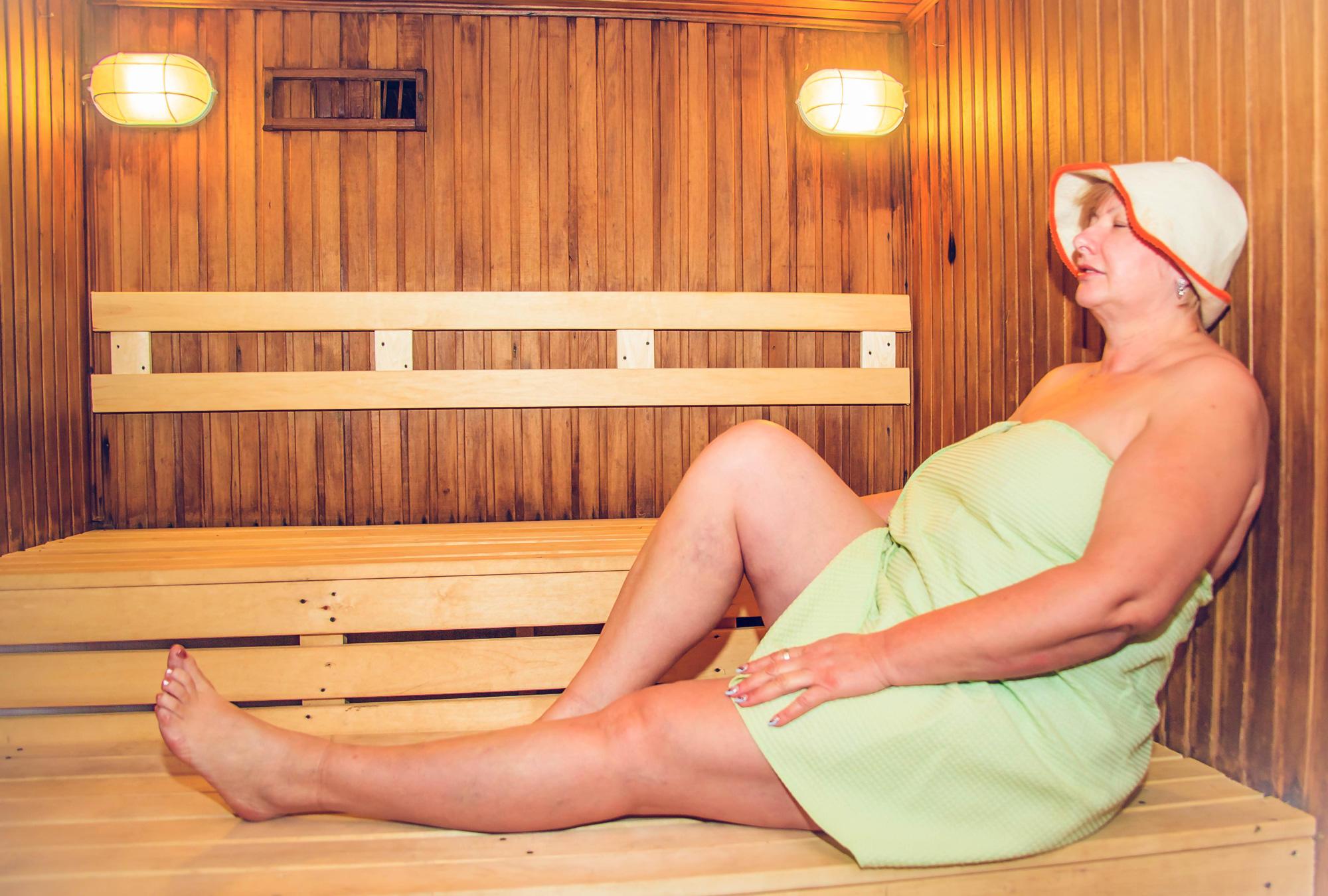 Русские женские бани онлайн 6 фотография