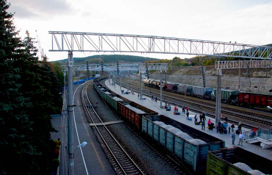 Фото станции Тоннельная рядом